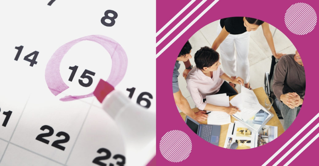 6 ASTUCES POUR DATER DES RÉUNIONS DE VENTE A DOMICILE