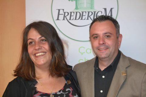 Emilie et Joan De Smet - Frédéric M