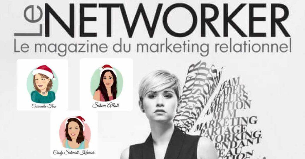 Les coulisses du Networker Magazine