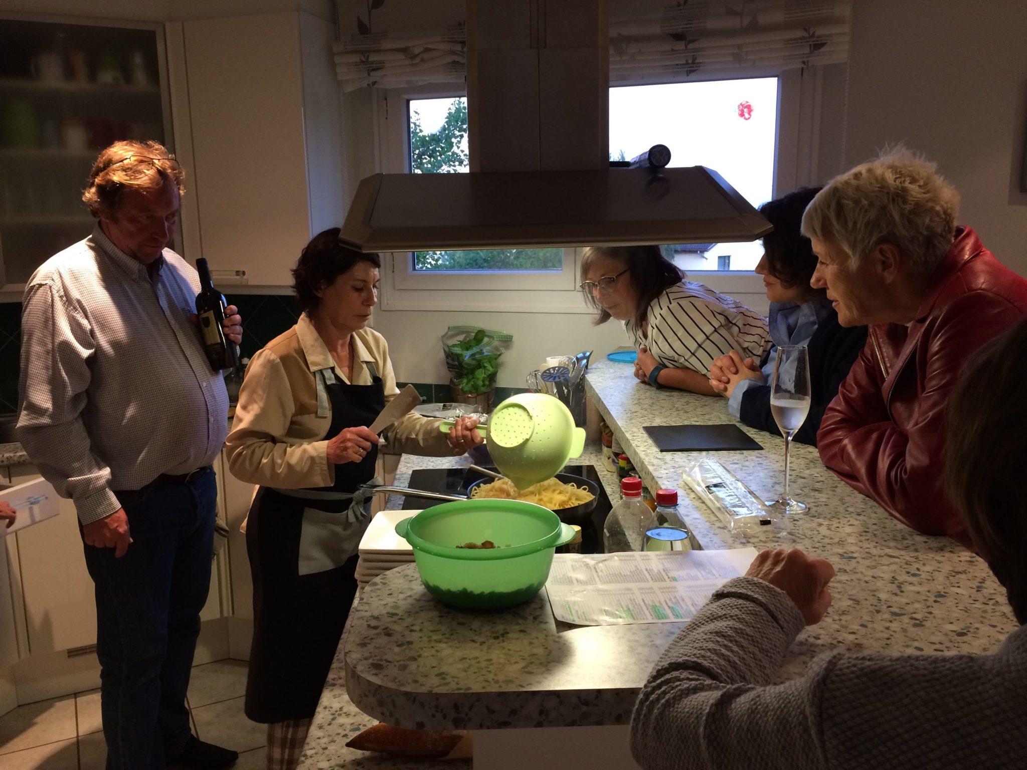 atelier cuisine saporissimo