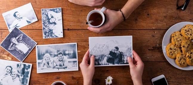 Atelier souvenirs memory family