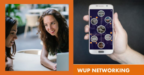 WUP NETWORKING - LE TINDER DES NETWORKERS