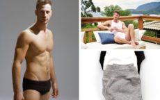 Sous-vêtements hommes en vente directe