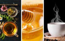 Thé, café, miel en vente directe