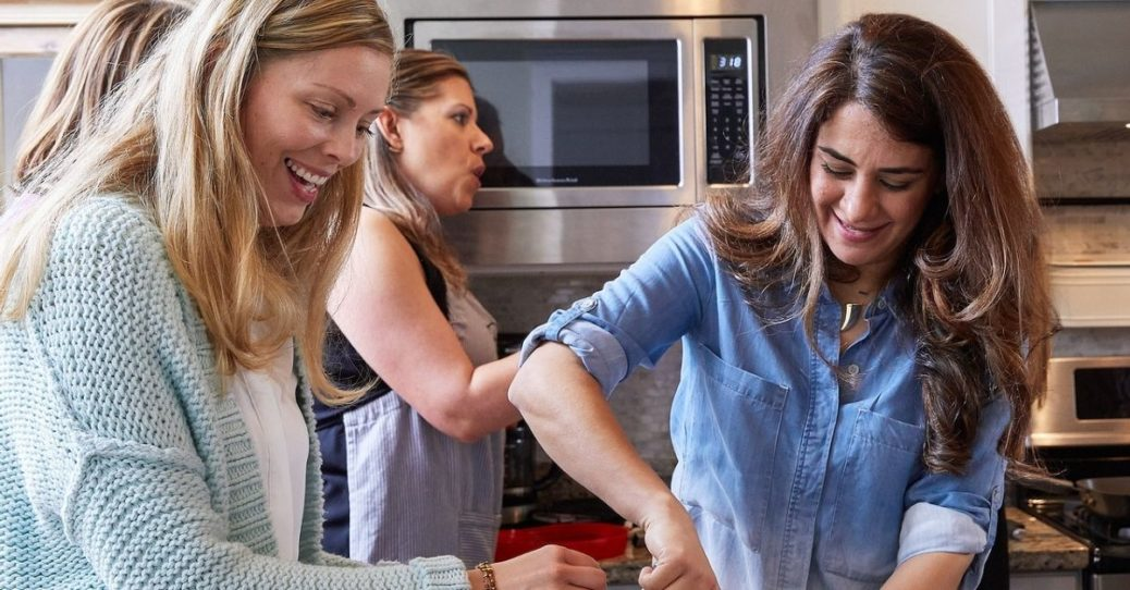 Les ateliers culinaires Pampered Chef